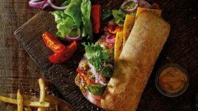 Ny sandwich