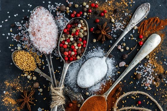 Ounces, Cups og Gram - måleenhed